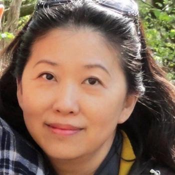 Profile picture or Joanne Liu